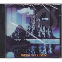 Violeta De Outono - Cd Ilhas - 2005 - Lacrado De Fábrica