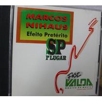 Cd Single Fest Valda 94 : Marcos Nihaus / Frete Gratis