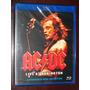Blu Ray Ac/dc Live At Donington Lacrado