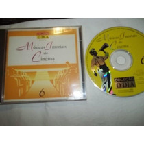* Cd - Músicas Imortais De Cinema - Orquestra