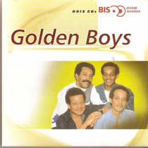 Cd-duplo-golden Boys-bis - Ótimo Estado!