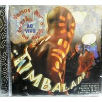 Mpb Axe Samba Funk Cd Timbalada Vamos Dar A Volta No Guetho