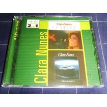 Cd - Clara Nunes - Claridade / As Forças Da Natureza