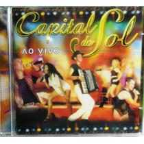 Mpb Axe Samba Funk Pop Cd Capital Do Sol Ao Vivo Lacrado