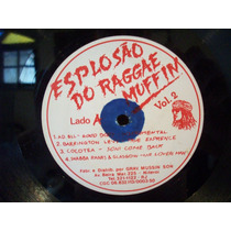 Vinil Lp Reggae Muffin Vol.2 - Gregory, Barrington, Shabba