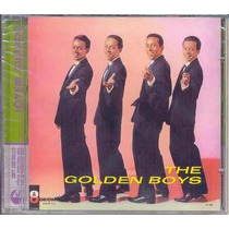 Cd The Golden Boys - 1965 - Lacrado- Com 2 Faixas Bônus