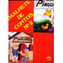 2173 Lp Ramalhetes De Contos Vol 2 - Infantil, Pinochio E Os