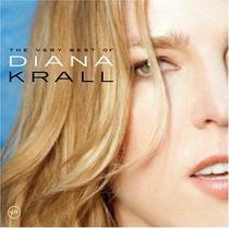 Diana Krall - Very Best Deluxe Cd+dvd Lacrado Importado