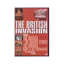 Dvd Ed Sullivan´s Rock ´n´ Roll Classics British Invasion