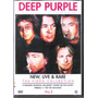 Dvd Deep Purple New, Live & Rare The Video Collection Vol.2