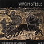 Virgin Steele The House Of Atreus Act I Digipack Importado
