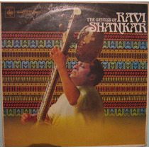Ravi Shankar - The Genius Of Ravi Shankar - Lp Importado