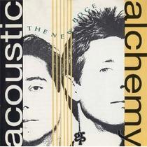 Cd Acoustic Alchemy New Edge - Usa