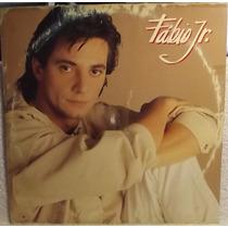 Lp / Vinil Mpb: Fabio Jr. ( Júnior ) - Choro/senta Aqui 1984