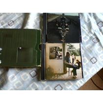 Cd Box,duplo Pink Floyd.fora De Catalogo.etudio/live,album