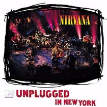 Cd Nirvana, Unplugged In New York (importado)