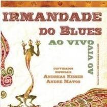 Cd-irmandade Do Blues Ao Vivo-com Andreas Kisser,andre Matos