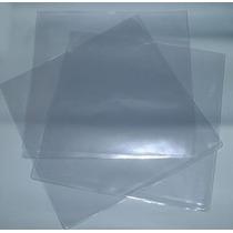 Plástico Capa Externo Compacto 18,5x18,5x0,15 - 500 Unidades