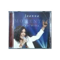 Cd Joanna - Momentos Ao Vivo / Frete Gratis