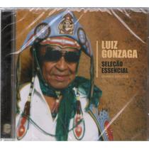 Cd Luiz Gonzaga Seleção Essencial Original + Frete Grátis