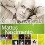 Cd Gospel Mattos Nascimento / Lembranças / Frete Gratis