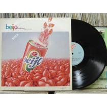 Banda Beijo Lambada Da Gangorra Lp Stalo 1988 Estéreo Encart