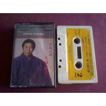 Fita K7 Música Japonesa Saburo Kitajima - Myoto Zessho