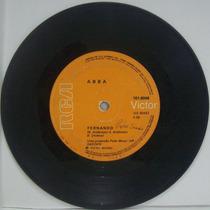 Compacto Vinil Abba - Fernando - 1976 - Rca Victor