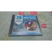 Cd 20 Super Sucessos Banda Calypso Frete Gratis