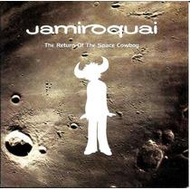 Cd Jamiroquai - The Return Of The Space Cowboy - Importado