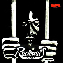 Racionais Mcs B.o. Cd 1994 First Press Raro!!!