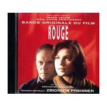 Bande Originale Du Film Trois Couleurs Rouge Cd Raro