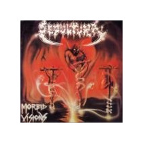 Cd Sepultura , Morbid Visions / Bestial Devastation