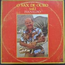 Lp Ivanildo O Sax De Ouro Vol 2