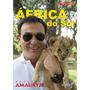 Kit Dvd + Cd Amaury Jr. - África Do Sul * Lacrado * Raridade