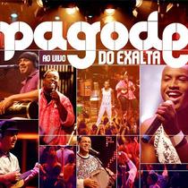 Cd Exaltasamba - Pagode Do Exalta (2007) * Lacrado Raridade