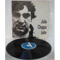 João Chagas Leite Lp Face Da Terra 1987