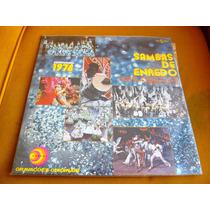 Lp Zerado Sambas Enredo Grupo1 Carnaval 1976 Salgueiro Beija