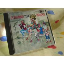 Cd Os Velhinhos Transviados Fabulosos Instrumental Remaster