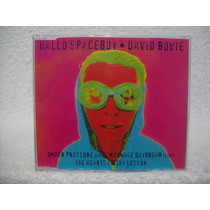 Cd Single David Bowie- Hallo Spaceboy- Importado