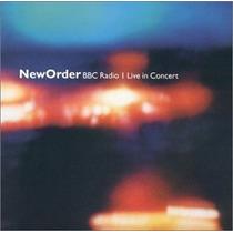 Cd New Order - (bbc Radio Live In Concert [live]