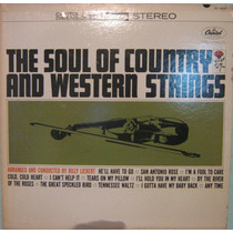 Billy Liebert - The Soul Of Country And Western Strings