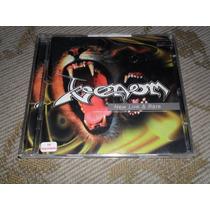 Cd Duplo Venom New Live & Rare Importado