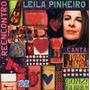 Cd / Leila Pinheiro (2000) Reencontro: Canta Ivan Lins