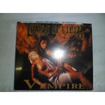 Cd Importado Digipack - Cradle Of Filth - Vempire Or Dark