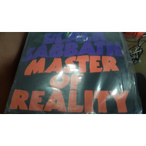 Disco Vinil Black Sabbath Master Of Reality