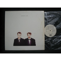 Lp Pet Shop Boys - Actually 1987 C/ Encarte