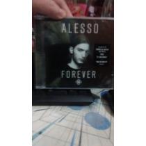 Cd Alesso - Forever - Original, Novo E Lacrado !!