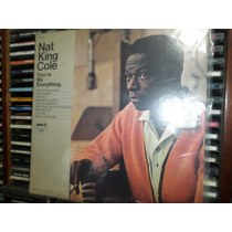 Lp Nat King Cole - You´re My Everything