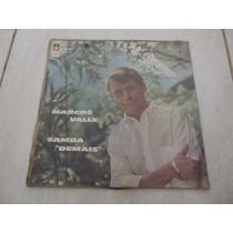 Lp Marcos Valle Samba Demais 1964 Autografado !!!!
